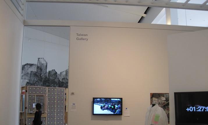 紐約「皇后美術館(Queens Museum of Art)新館開幕」 臺灣藝術家10人參展,臺灣藝廊正式成立