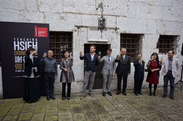 Culture Minister visits Venice Biennale