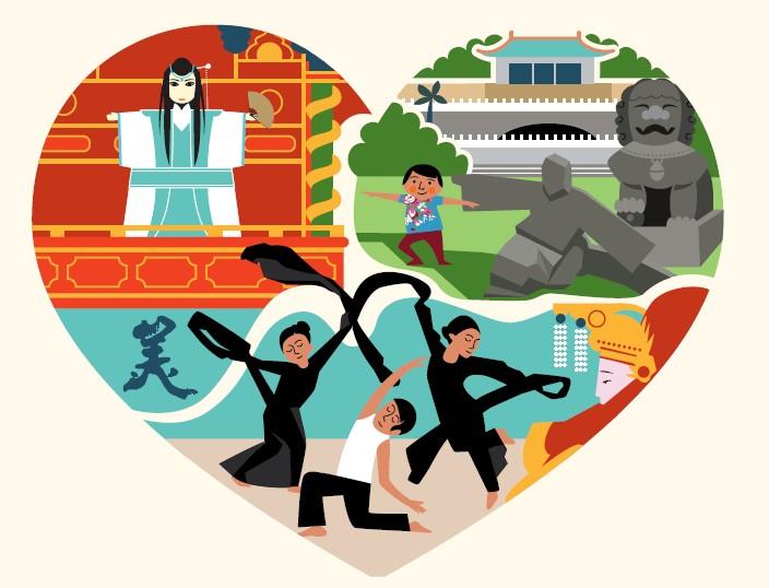 2013台灣月,邀您看精彩好戲再遊台灣