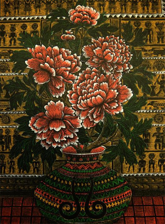 富‧貴‧吉‧祥 -「中華民國版印年畫」展