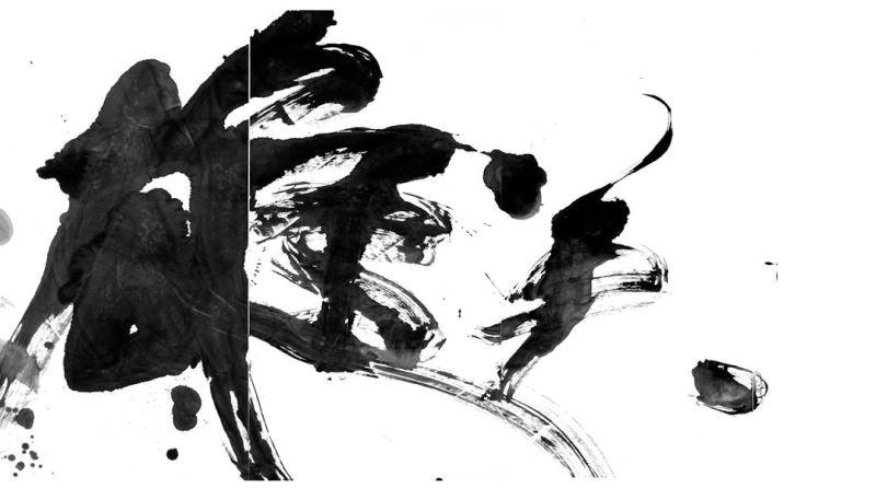 康乃爾大學強生美術館 推出董陽孜《臨江仙》當代書法展