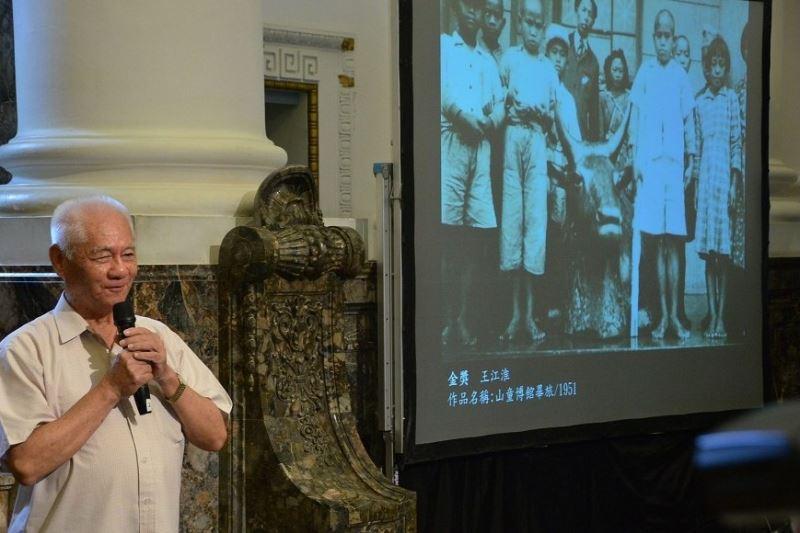 開館99周年の台湾博物館、歴史を振り返る写真展開催