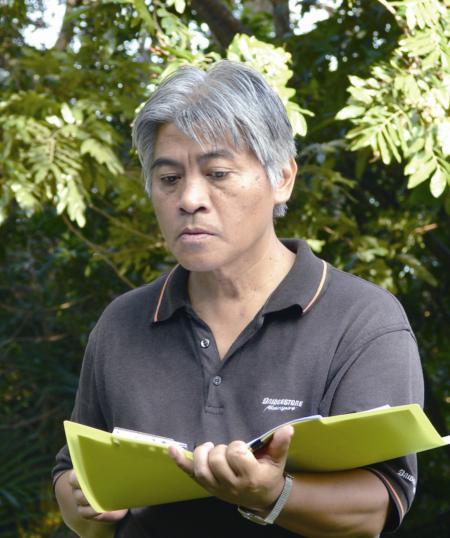Paiwan Craftsman | Drangadnag (Lin Shin-yi)
