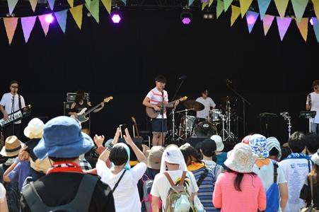 【レポート】「サマーソニック2015」で台湾の音楽を発信