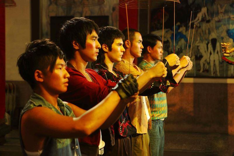 臺灣書院2014 秋季電影欣賞以「叛逆的年代」為題,放映系列經典青少年長片