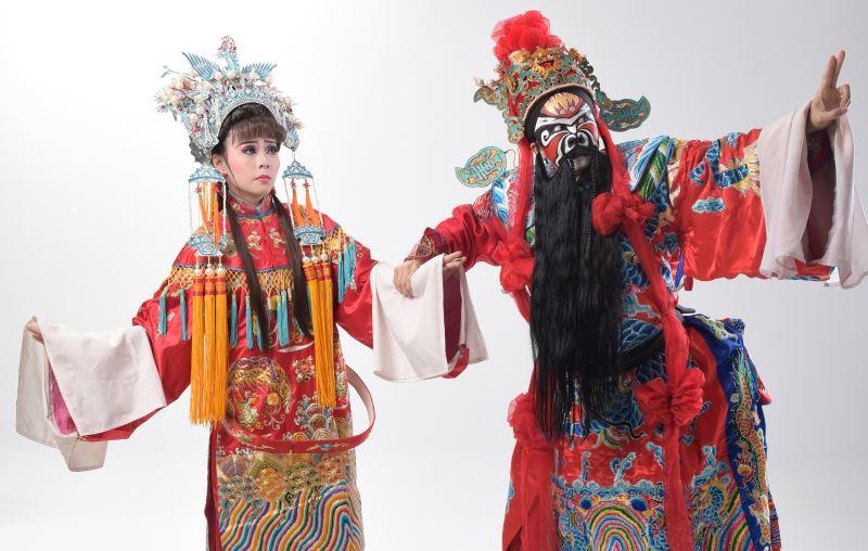 《鍾馗嫁妹》秀琴歌劇團│2019承功─新秀舞台