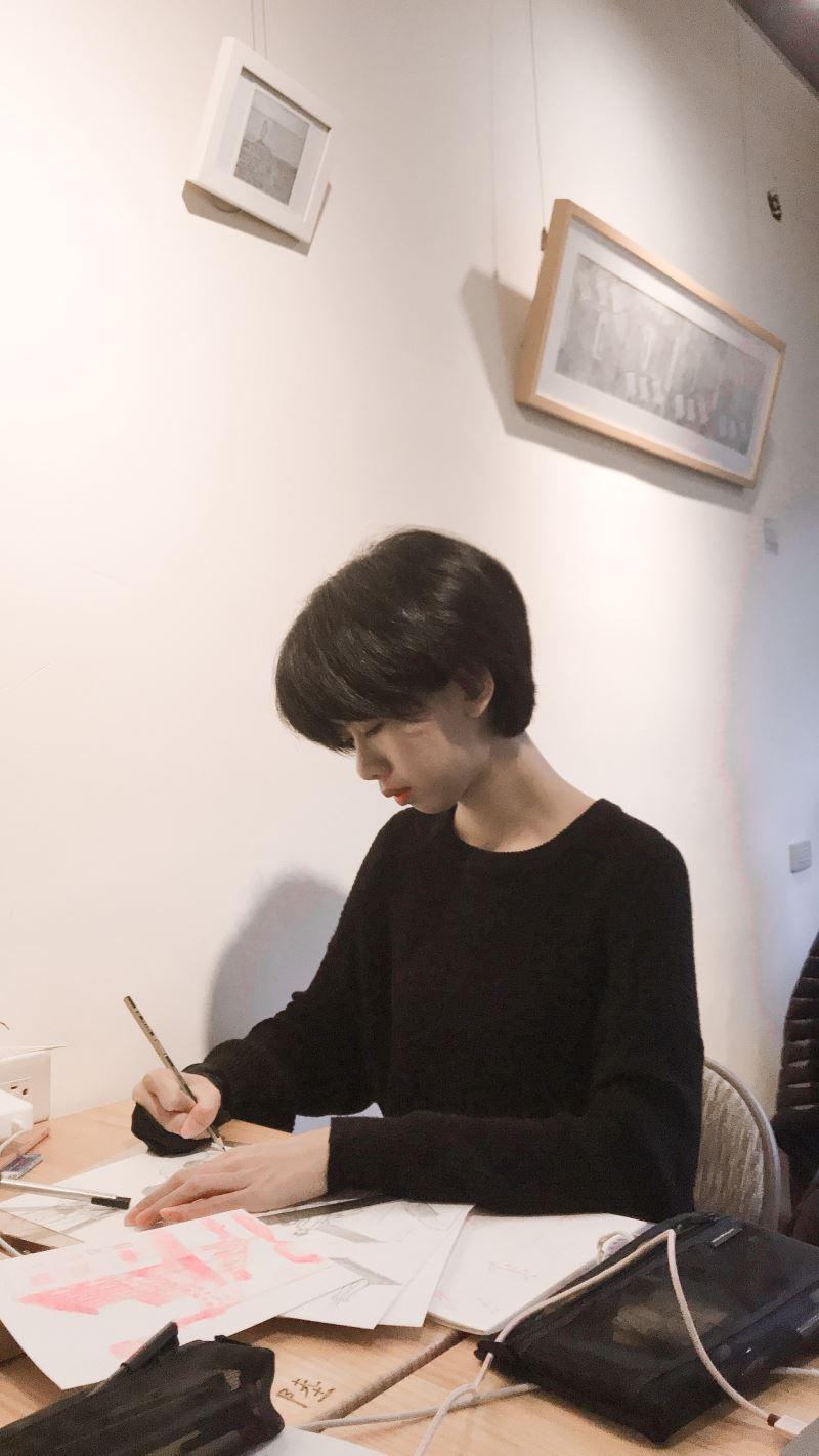 Taiwanese cartoonist Ray chosen resident artist at Maison de la BD