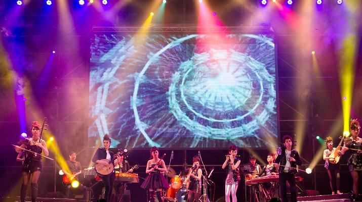 來自台灣的表演團隊采風樂坊與工藝家林進昌 受邀參與多倫多CIBC LunarFest藝術節