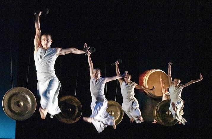 優人神鼓美加巡演 — 第三度參加「下一波藝術節」演出經典劇碼《時間之外》