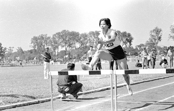 女性與運動