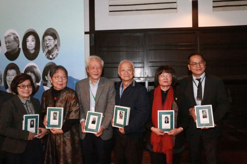Literary museum releases new collection on Taiwan writers