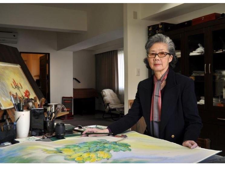 Presidential citation sought for late artist Liang Dan-fong