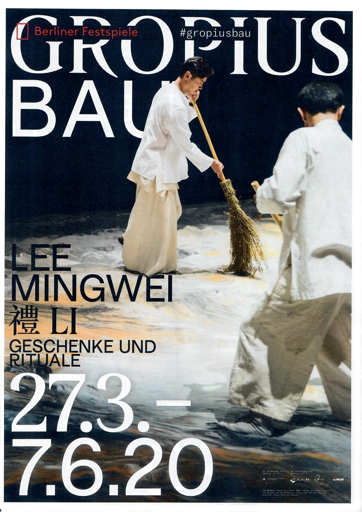 Berlin's Gropius Bau to host major Lee Mingwei retrospective