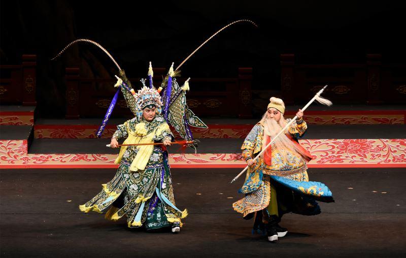 《A Reunion of Spears》Taiwan Bangzi Opera Company