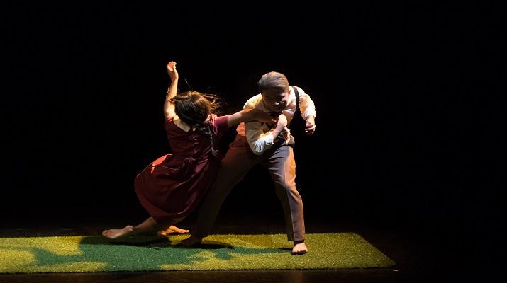 在劇場、丞舞兩台灣新銳舞團紐約與日、韓舞團同台尬舞