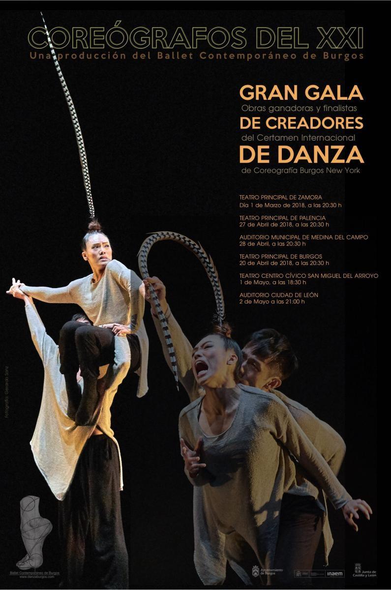Desde Taiwán, Gira de la compañía de danza contemporánea Hung Dance 2018