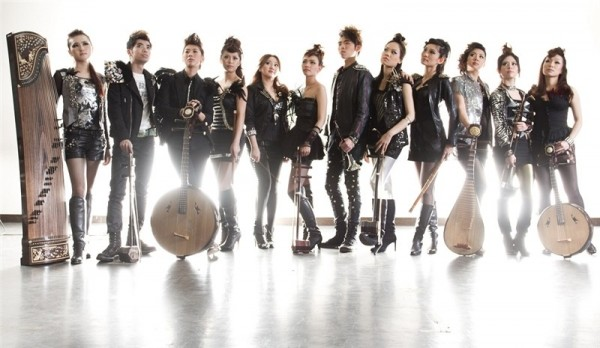 'Eastern Legends' by Chai Found Music Workshop