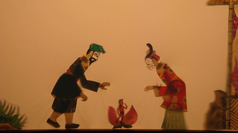 Yung Shing Le Shadow Puppet Troupe returns to Michigan