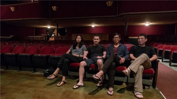 4 Taiwanese artists join US experimental film festival