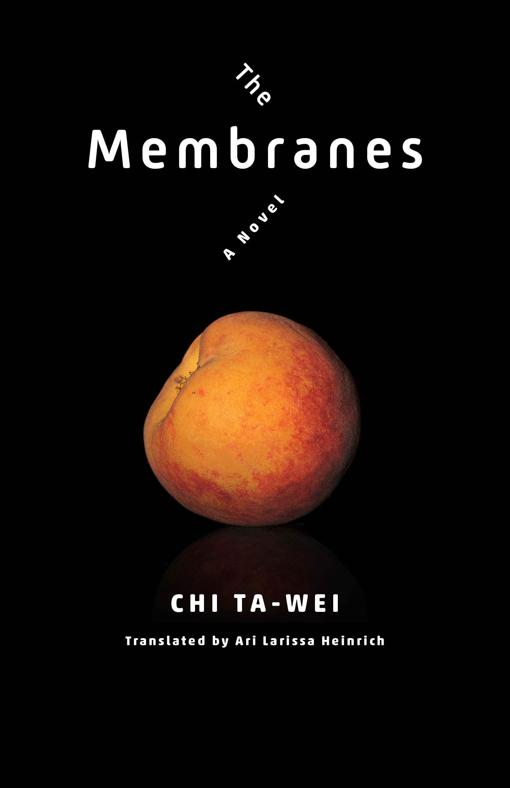 A New Book Coming in June--THE MEMBRANES, by Taiwanese Writer CHI TA-WEI and Translated by ARI LARISSA HEINRICH