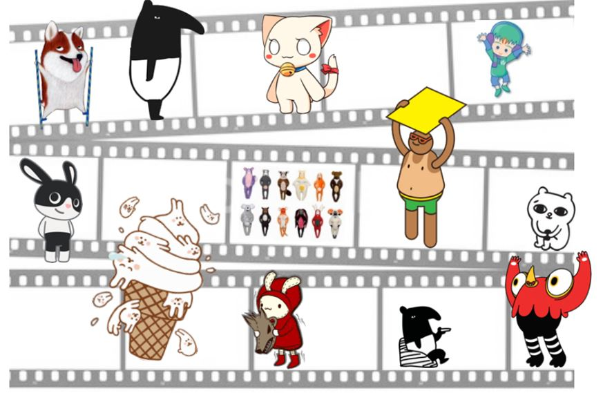 イセンシングの見本市キャラクター&ブランド ライセンス展で台湾大人気キャラクター集結!