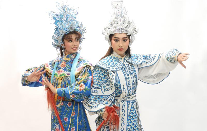 《薛丁山與樊梨花》春美歌劇團|2020駐團演訓育成聯合展演