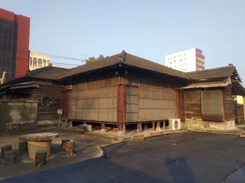 Former Japanese martial arts organization house designated as historic building in Tainan City