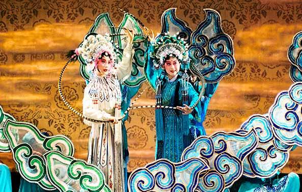 《白蛇傳》四川省川劇院│2019臺灣戲曲藝術節