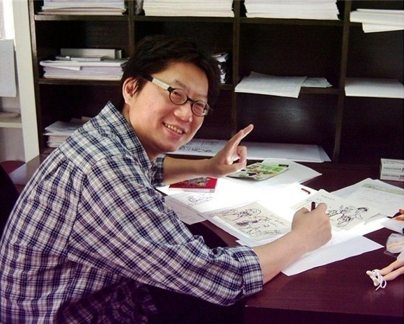 Comic Artist | Ao Yu-hsiang