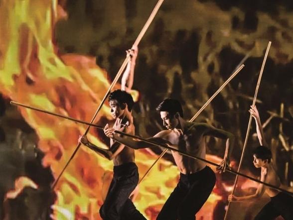 《稻禾》是一個永恆的謎 雲門舞集洛杉磯演出備受好評