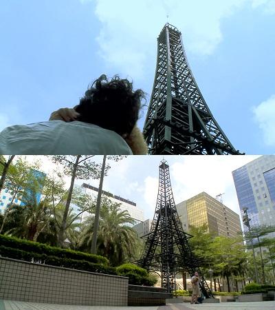 Projection des vidéos TSUI KUANG-YU & CHEN WAN-JEN à la Nuit Blanche Paris