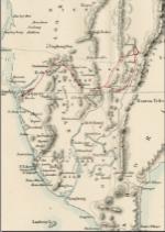 地圖L型夾3(1873年-福爾摩沙南部圖)