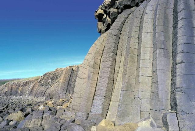 Penghu Columnar Basalt Nature Reserve