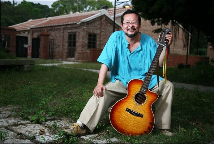 Folk Music Artist   Chen Ming-chang