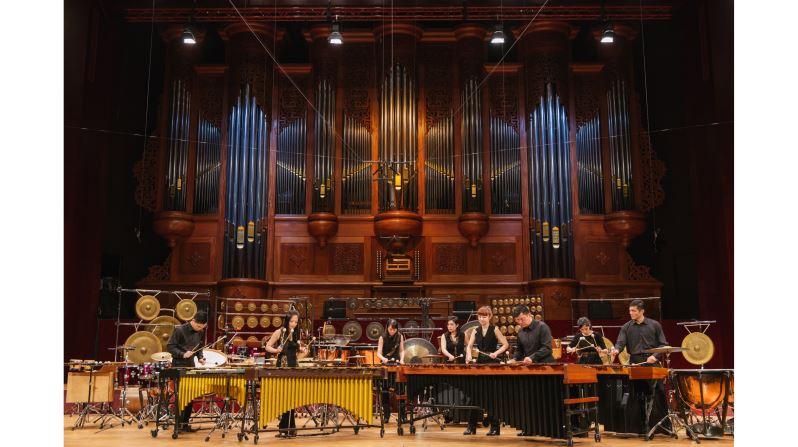 朱宗慶打擊樂團 「世界打擊樂年會」(PASIC)不缺席 11月13日線上演出「台灣打擊敲響世界」《Stunning Virtuosity》