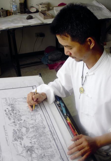 Cochin Ware Ceramicist | Hsieh Tung-cheh