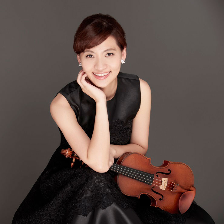 Violinist | Li I-ching