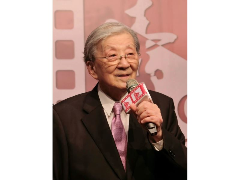 Presidential citation sought for late Taiwanese film director Li Hsing