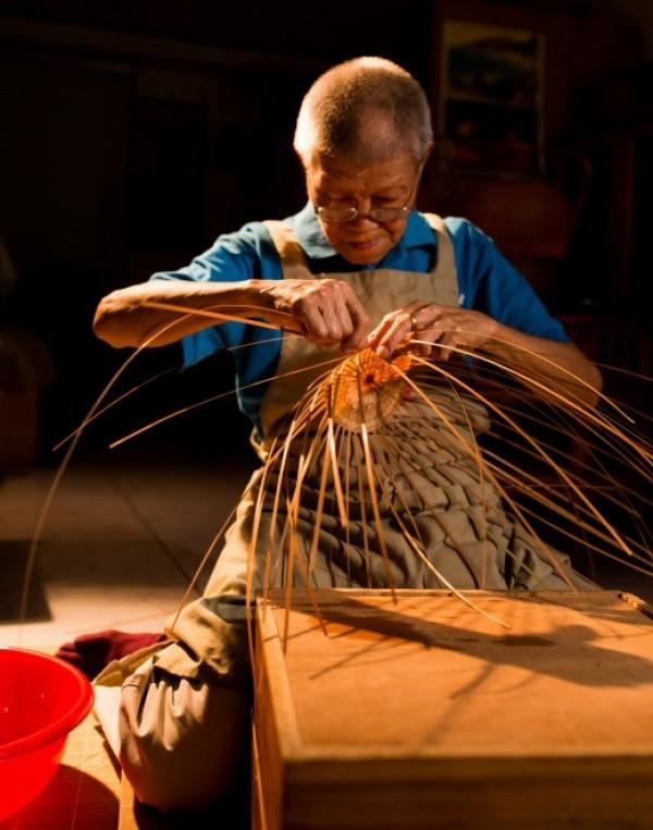 Bamboo Weaver | Li Jung-lieh
