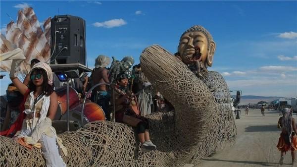 Nevada | '2016 Burning Man Festival'