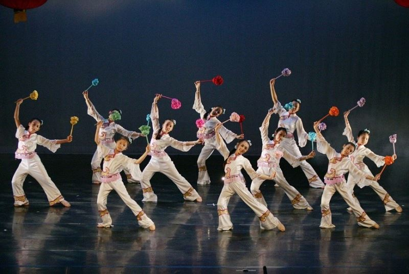 Taiwanese child dancers to perform at Tokyo Dome
