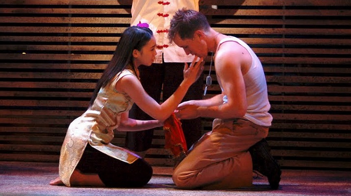 Taiwanese dancer/actress Hsin-Yu Liao stars in Broadway Musical SOUTH PACIFIC