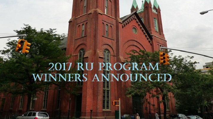 Taipei Cultural Center Announces Winners of 2017 RU Program