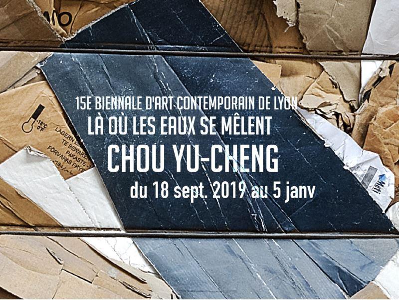 Conceptual artist Chou Yu-cheng to represent Taiwan at Lyon biennale