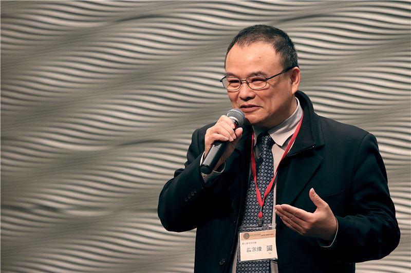 Hsiao Tsung-huang asumió el cargo de viceministro de Cultura