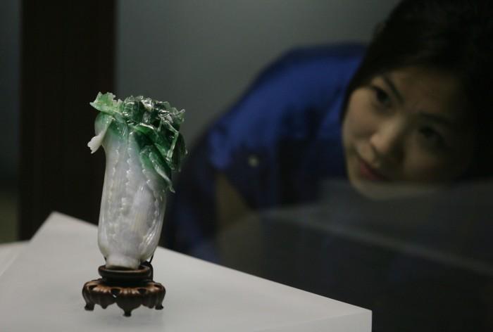 故宮博物院日本展 強い要望受け実現した「翠玉白菜」等も海外初出品