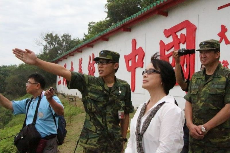 KINMEN BATTLEFIELD CULTURE TO BECOME A REMINDER OF PEACE
