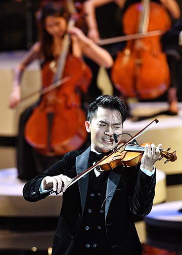 Violinist | Ray Chen