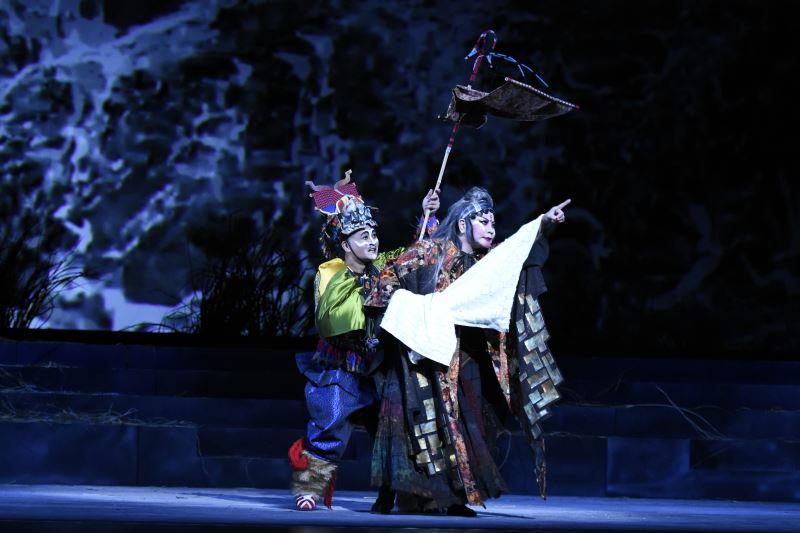 2020豫莎劇{天問}王海玲主演3/21-22衛武營戲劇院