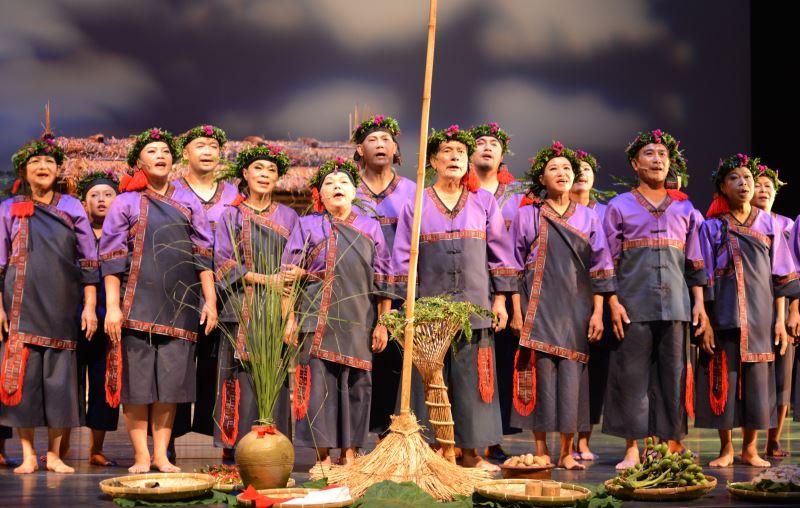 莫拉克十週年小林村巡迴演出-「回家跳舞」大滿舞團